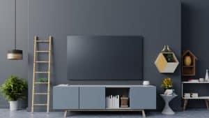 התקנת טלוויזיה על קיר גבס