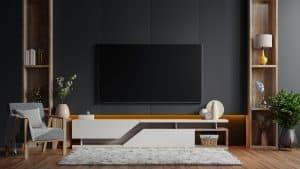 התקנת טלויזיה סמסונג על הקיר
