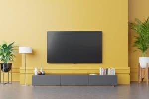 התקנת טלויזיה במקומות ציבוריים